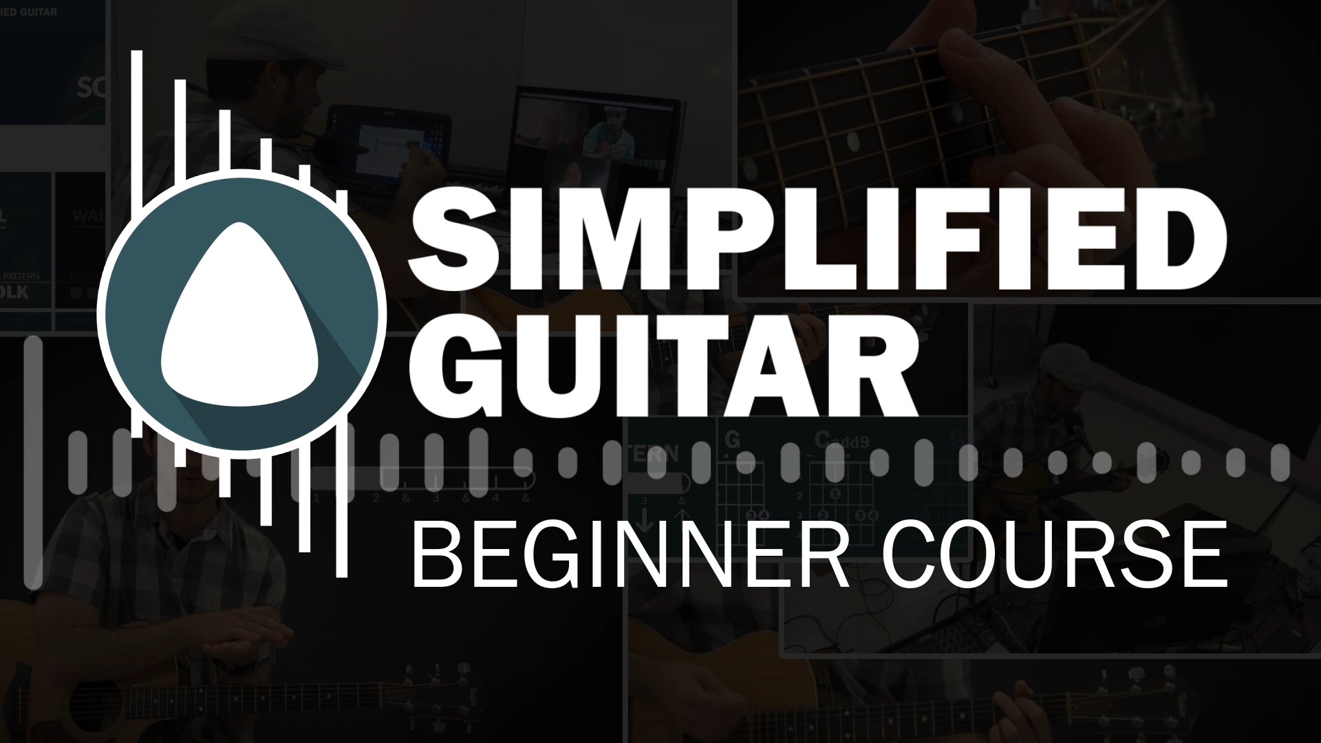 Country Roads Simplified Guitar